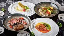Три блюда с бельгийским акцентом за 1100 рублей в Brasserie Lambic