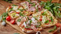 Римская пицца и свежая паста: онлайн-магазин полуфабрикатов от Scrocchiarella