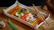 Правильное питание на японский манер в ресторане SHIBA