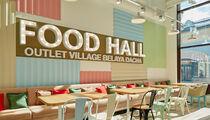 Outlet Village Белая Дача приглашает в гастромаркет Outlet Village Food Hall