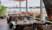 Ресторан «Корюшка» открыл летнюю террасу