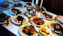Безлимитные банкеты в ресторане «Градъ Петровъ»