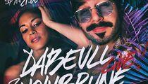 Французский диджей Dabeull выступит в Crazy Wine