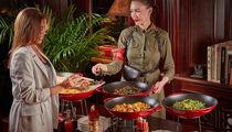 Неслыханная щедрость в ресторане «Китайская грамота. Бар и Еда»