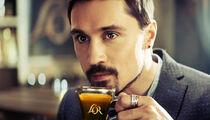 Дима Билан снялся в видео бренда кофе L'OR