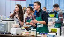 Кулинарный фестиваль FOOD SHOW прошёл в Москве в первые выходные зимы