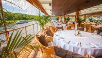 Рестораны с летним меню и верандой в Москве: «Чайка и «Ласточка»