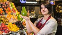 Рынок на Ленинском дал совет по выбору авокадо и маракуйи
