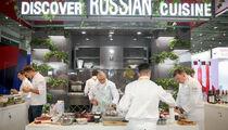 Discover Russian Cuisine на Международной выставке в Шанхае