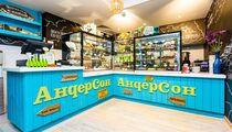 Десерты из кафе-кондитерских «АндерСон» на полках сетевых магазинов