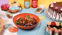 Ginza Project доставит еду со скидкой при использовании промокода ginzaallcafe