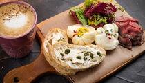 Декабрьские завтраки в сети ресторанов Mozzarella Bar