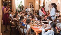 Всей семьёй на итальянский бранч в BUONO