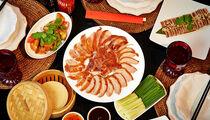 Ресторан «Китайская грамота» готовит пекинскую утку за полцены