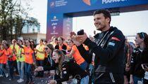 Ресторанная группа «Тануки» поддержала Московский марафон