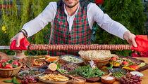 Метровые кебабы в сети Chef Group