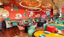 Новый формат искусства в ресторан
