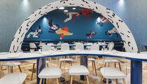 Новое кафе «КОСМОС» в Центре «Космонавтика и авиация»
