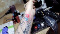Domino's Pizza подарит пожизненные сертификаты за татуировки