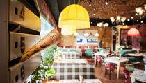 В «Европейском» открылось экспресс-кафе «Вареничная №1»