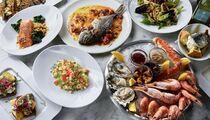 Похмельные бранчи в La Perla Seafood Bar