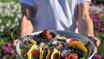Мексиканский ужин в Kuznyahouse