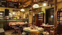 Сицилийский ужин от Егора Курдицкого в ресторане Capuletti в рамках фестиваля Ginza to Eat