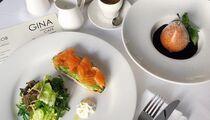 Gina café ― классическая итальянская кухня на Патриарших
