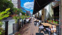 Рестораны Brasserie Lambic открывают сезон веранд под голубым небом