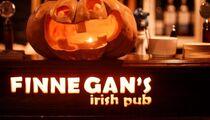 28 октября отмечаем Хеллоуин в ирландском пабе Finnegan's