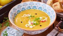Ресторан Crabber приглашает попробовать новые супы