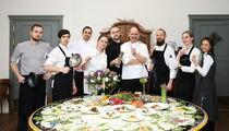Фестиваль зеленой спаржи в ресторане Amo Cucinare