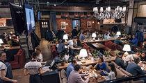 Первый ресторан Токио-СITY в Москве