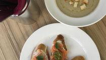 Новые блюда в кафе DOMA