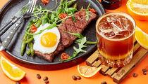 В Steak it Easy появились завтраки