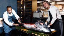 В ресторане Pescatore вновь пройдет традиционный гастроужин с гигантским тунцом