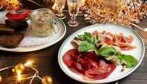 Новогодние блюда на доставку от «Строганов Стейк Хаус»