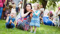 В Детском Таганском парке проведут пикник для всей семьи
