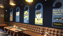 Новое кафе «АндерСон» в Москве