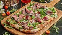 Ресторан Scrocchiarella показал летнее европейское меню