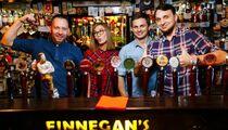 Finnegan's отметит восьмилетие в ирландском стиле
