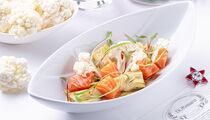 Гранд-кафе «Dr. Живаго» объявил о начале сезона цветной капусты