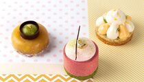 Новые десерты в ресторанах «Кофемания»