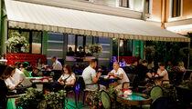 В ресторане «Симпозиум» и MadLabBar открылась летняя лаунж-терраса