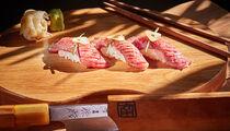 В ресторане SHIBA появилась деликатесная новинка  –  Суши Вагю