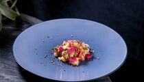 В Humans Seafood Bar запустили фестиваль зимних тартаров