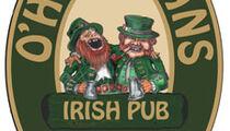 День влюбленных в пиво в пабе «O'Hooligans» на Бакунина