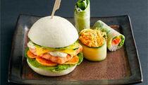 Блюда с Бао в ресторанах «Планета суши»