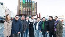 Московские шеф-повара посетили Норвегию