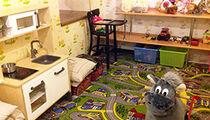 Детская комната в «Mindal Cafe»